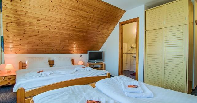 Pokoj č. 4 – 4 lůžkový