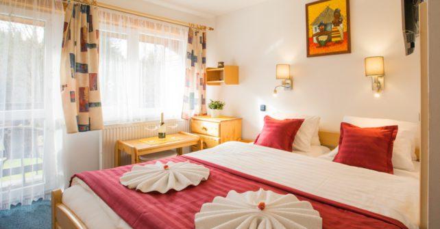 Zimmer NR 2 – Zweibettzimmer