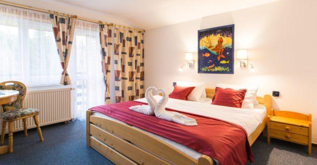 Zimmer NR 3 – Zweibettzimmer