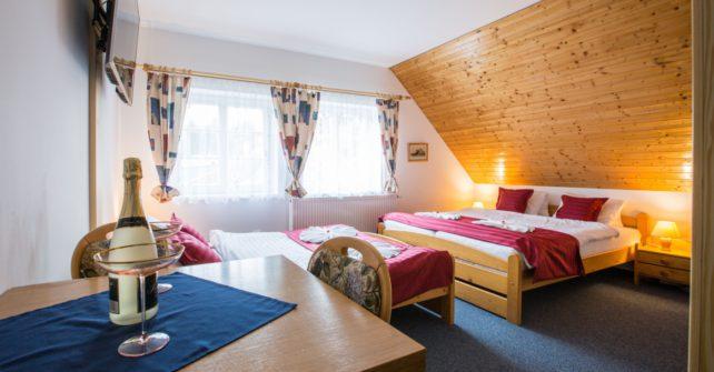 Zimmer NR 4 – Vierbettzimmer